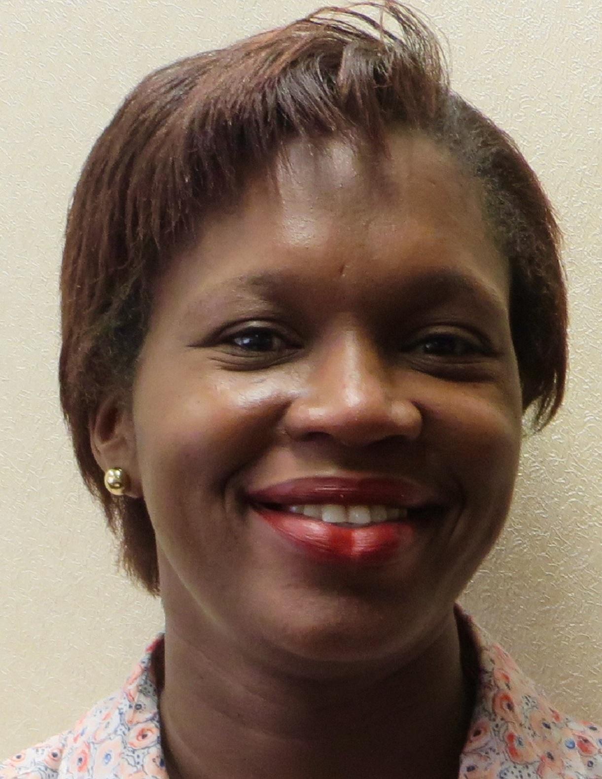 Clarisse Ntumba Kongolo